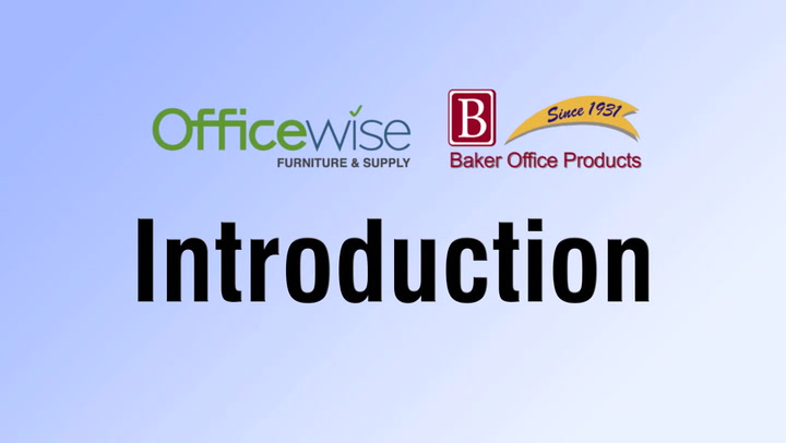 Introduction video for shop.BakerOfficeProducts.com