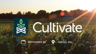 AgweekTV: Cultivate Conference