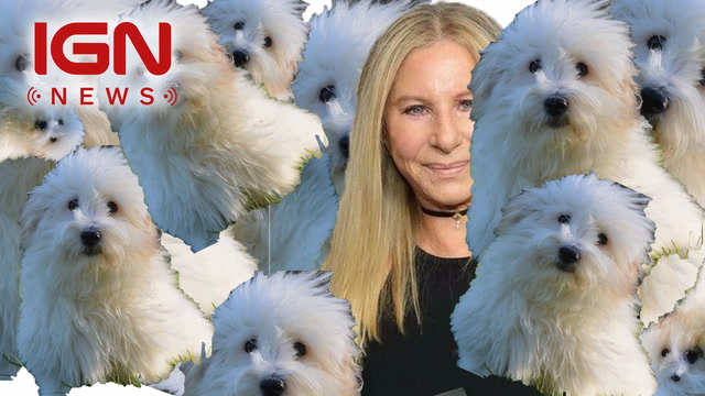 Barbra Streisand Had Her Dog Cloned...Twice - IGN News
