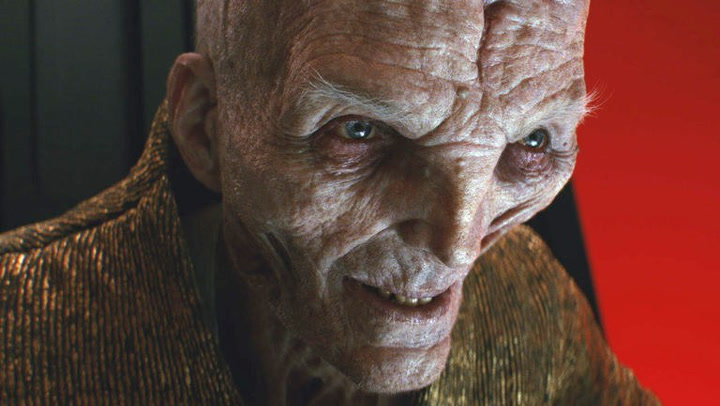 'Last Jedi' Killed Snoke, but Andy Serkis Wishes He Could Be in 'Episode 9'
