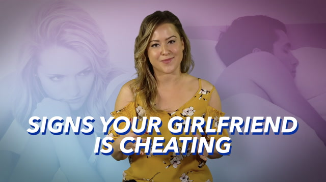 Signs Your Girlfriend Is Cheating - Danielle Page