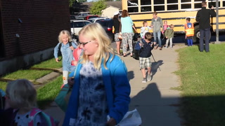 First Day of School Nisswa Elementary