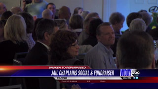 Jail Chaplains program held a fundraiser Tuesday night