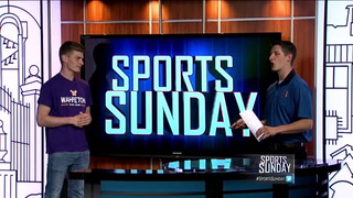 Sports Sunday May 20th: Wahpeton's Josh Darwin in studio