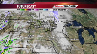Stormtracker Forecast for Thursday