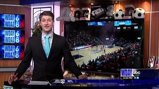 UND men's basketball pushes Gonzaga to the limit