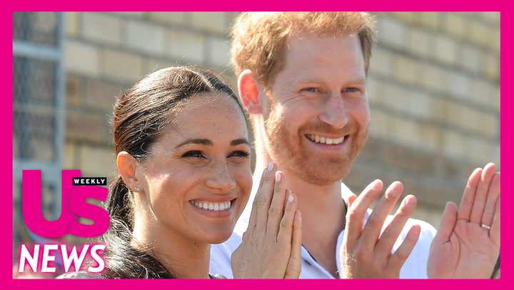 Prince Harry and Meghan Markle's 1-Month-Old Daughter Lilibet Finally Added to Line of Succession Site