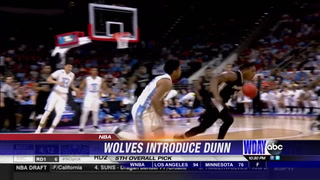 "Kris Dunn ""can't wait' to play for Timberwolves"