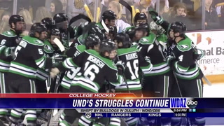UND's penalty kill shows cause for concern in weekend sweep