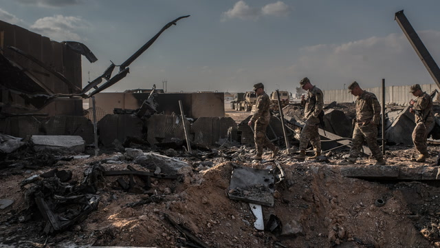 What to know about the U.S. troops injured during the Iranian missile strikes in Iraq