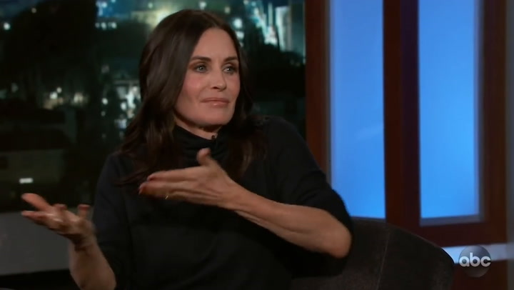 Courteney Cox Takes Care of Rocker Boyfriend Johnny McDaid After Surgery: 'I'm His Number One Fan'