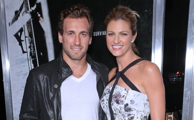Sportscaster Erin Andrews Ties The Knot With Former NHL Player Jarret Stoll
