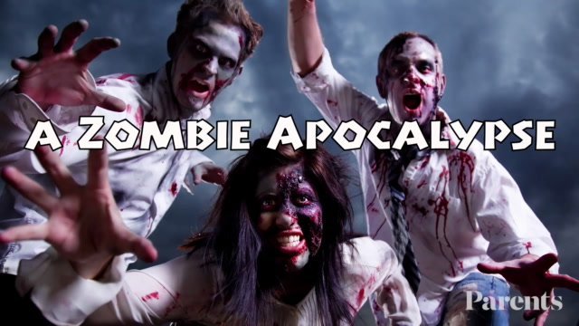 9 Reasons Raising a Toddler is Exactly Like a Zombie Apocalypse