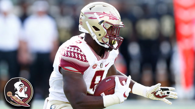 FSU RB Jacques Patrick Carries Offense vs. Wake Forest
