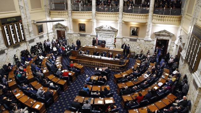 Four issues to watch during Maryland's 2018 General Assembly