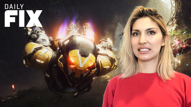 Anthem's Day One Patch Can't Come Soon Enough - IGN Daily Fix