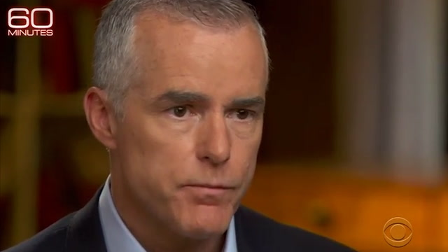 5 takeaways from McCabe's media blitz