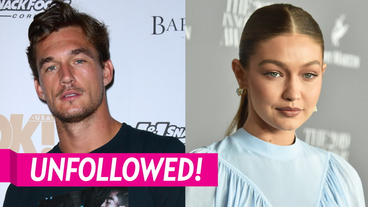 Gigi Hadid and Tyler Cameron Unfollow Each Other After Split But It Doesn't Mean There's 'Bad Blood'
