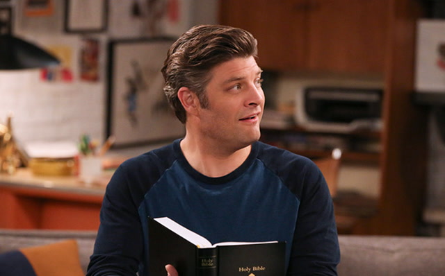 CBS Just Removed Living Biblically From Primetime Lineup