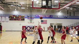 Pequot Girls Basketball vs St Cloud Cathedral