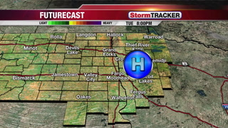 StormTRACKER Tuesday Afternoon Update