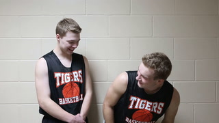 Interview bloopers featuring Morris/C-A boys basketball