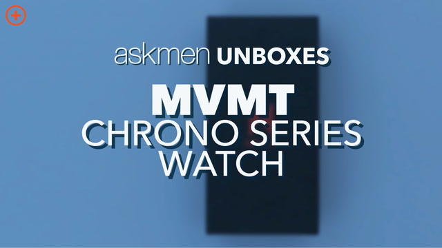 MVMT Chrono Series Watch - AskMen Unboxes
