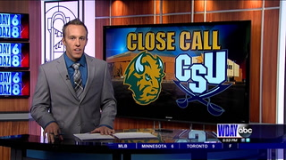 Bison beat Charleston Southern in FCS Kickoff game