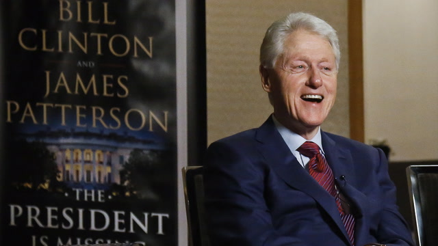 Bill Clinton on Monica Lewinsky, #MeToo and Trump