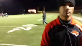 Football: Post-game with MACA's Kevin Pope