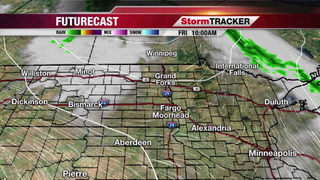 StormTRACKER Weather: Holiday Weekend Forecast