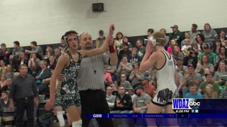 Several Area wrestlers punch ticket to Minnesota state tournament
