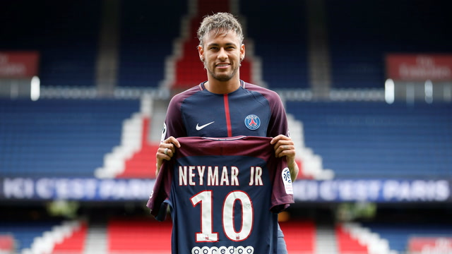 What you could buy with Neymar's record-breaking transfer fee