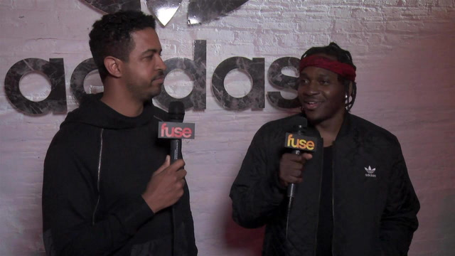 Pusha T Breaks Down His ADIDAS Partnership