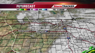 Stormtracker Weather: Friday & Weekend Forecast