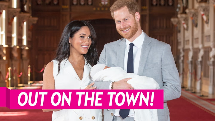 Baby Archie Met Some of His Cousins at Trooping the Colour Parade: Details