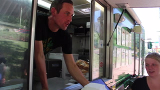 30 seconds with the owner of The Rambler food truck