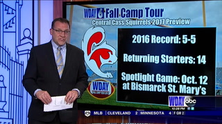 WDAY Fall Camp Tour: Central Cass 2017 Preview
