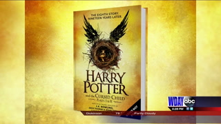 Harry's back: Book release this weekend