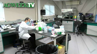 AgweekTV: Genotyping center