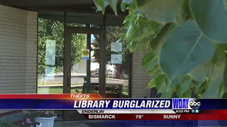 Enderlin library struggling following more than 20 thefts