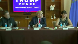 Donald Trump roundtable