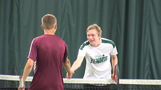 Zach Straw and Bobby Tiedemann and Andy Gregg Win Individual and Doubles Titles
