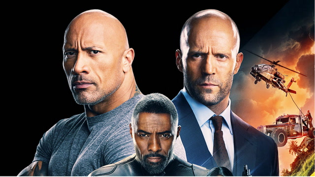 Fast & Furious Presents: Hobbs & Shaw -