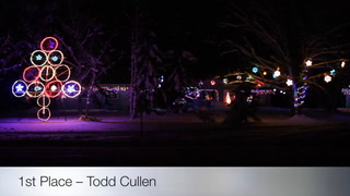 2015 Holiday Lighting Contest